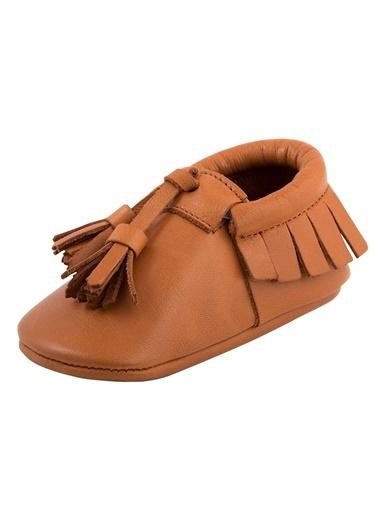 Moots Moots Taba Püsküllü Ayakkabı Taba